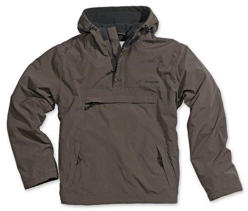 Surplus Zipper Coupe-vent Homme brown