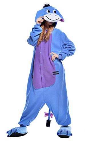 Adult All In One Unisex Sleepsuit Cartoon Pyjamas Cosplay Halloween Kleidung Jumpsuits Igel