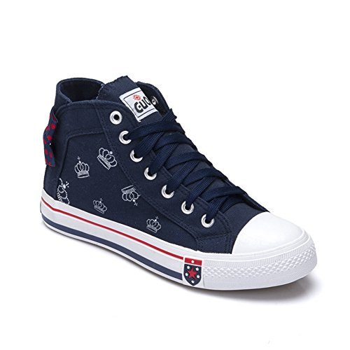 XTIAN - Pantofole a Stivaletto Donna Blau