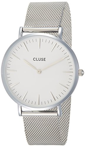 Cluse Damen Armbanduhr Analog Quarz