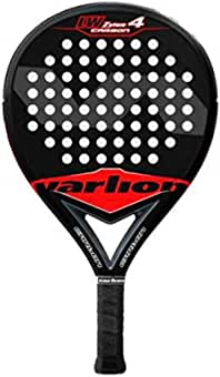VARLION Pala de pádel LW ZYLON 4 Black LTD