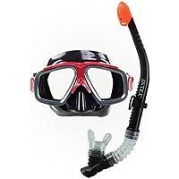 Intex Tubo y máscara buceo policarbonato surf rider + 8 años (55949)