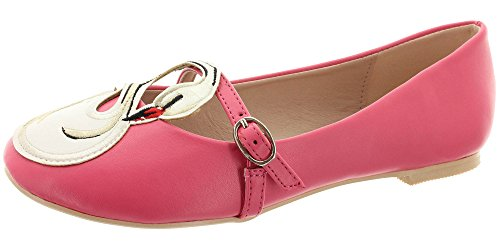 Dancing Days, Ballerine donna Hot Pink