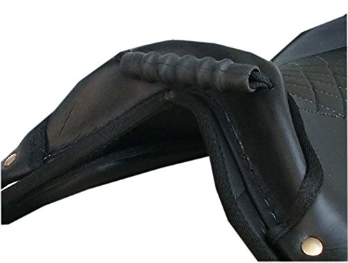 Pony per shetland sella reitki ssen con maniglia cuscino sellino