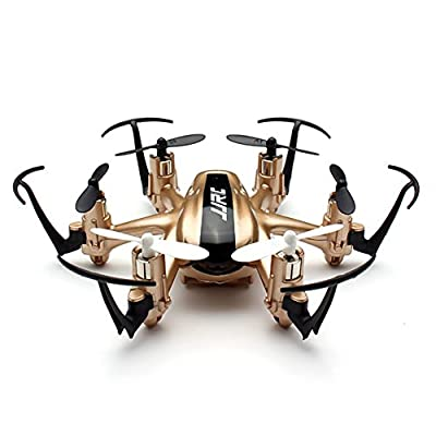 JJRC H20 2.4G 4 Channel 6-Axis Gyro Nano Hexacopter Drone with CF Mode/One Key Return RTF RC Quadcopter