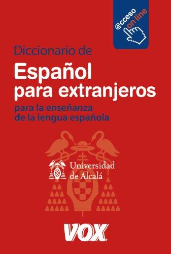 Diccionario para la Enseñanza de la Lengua Española (Vox - Lengua Española - Diccionarios Generales)
