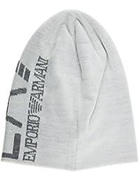 Emporio Armani EA7 gorro de mujer sombrero nuevo train core lady blanco