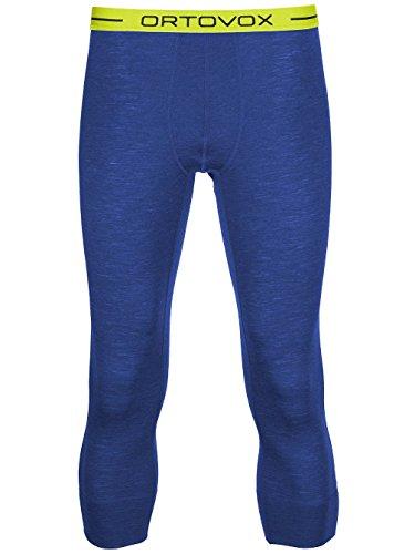 Ortovox 105 Ultra Short pour Homme en Laine mérinos L Strong Blue
