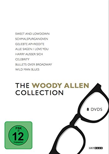 The Woody Allen Collection [8 DVDs]