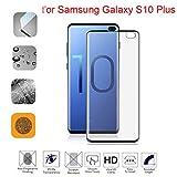 Verre Trempé HD Samsung Galaxy S10 Plus, Film Protection écran - Anti Rayures -...