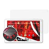 atFolix Schutzfolie passend für Archos 101 Platinum 3G Folie, entspiegelnde und Flexible FX Displayschutzfolie (2X)