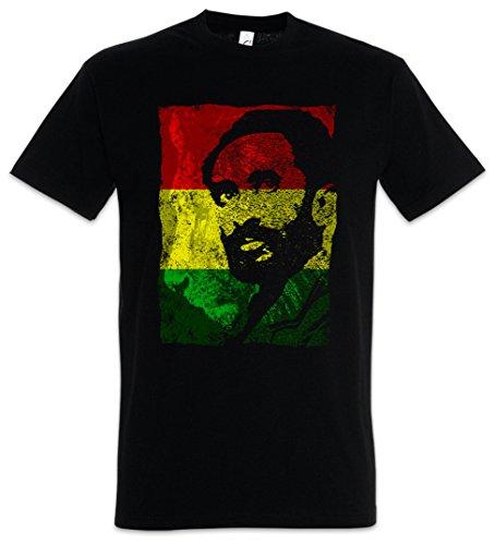 Haile Selassie Portrait III T-Shirt - Größen S - 5XL