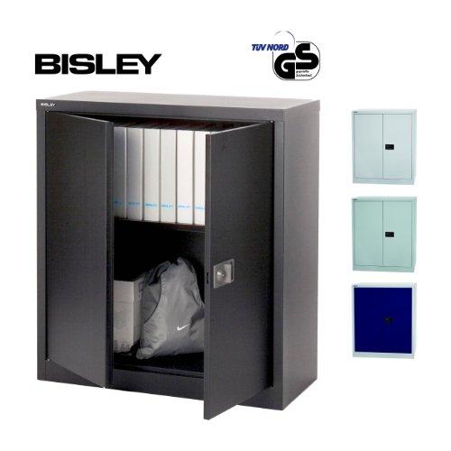 BISLEY Aktenschrank | Werkzeugschrank | Flügeltürenschrank aus Metall abschließbar inkl....
