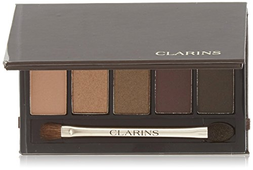 Clarins Ombretto, Palette Yeux 5 Couleurs, 7.5 gr, 02-Pretty Night