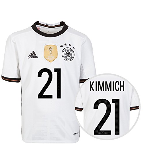adidas DFB Trikot Home Kimmich EM 2016 Kinder 152 - M