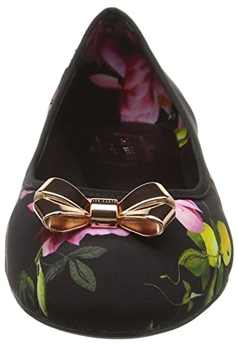 Ted Baker Imme 2, Ballerine Donna Multicolore (Multicolor (Citrus Bloom))