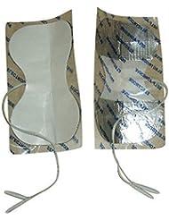 Gymform Butterfly Electrodos almohadillas de recambio Gym Form Plus