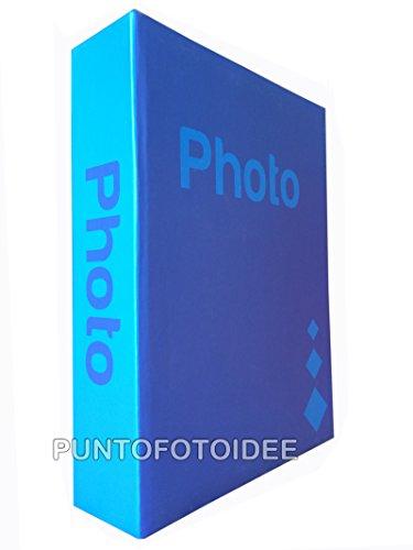 Arancio Album Fotografico 300 foto 13 x 19 Vari Colori portafoto da Zep