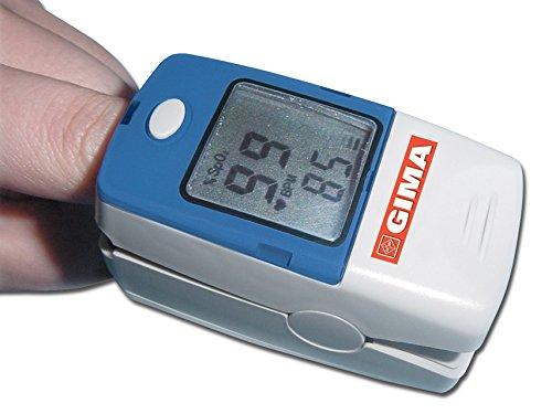 Gima 34282 Pulsoximetro da Dito OXY-5