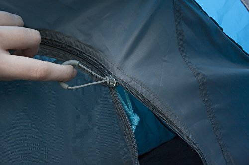 Vango Dart Double Skin Three Man Pop up Tent – River Blue