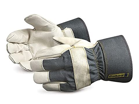 Superior 76BFL Endura Grain Cowhide Leather Winter Fitter Glove with