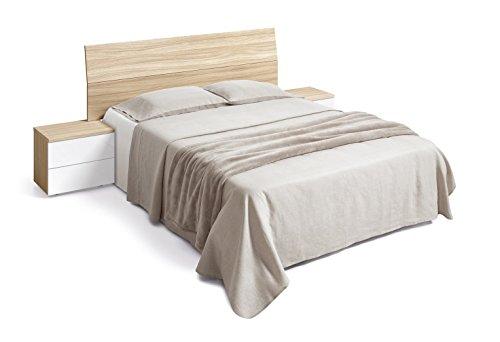 Habitdesign 016073W - Cabezal de cama de...