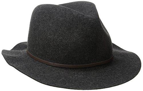 Bailey Jackman Bonnet, Gris Charcoal, X (Taille Fabricant:X-Large) Homme