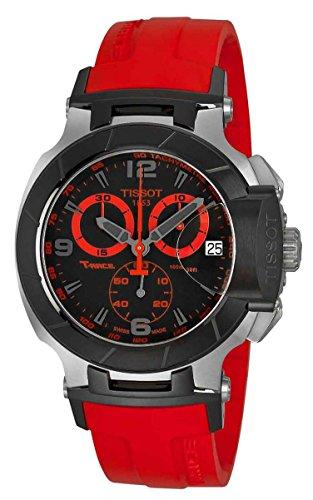 Tissot T048.417.27.057.02 T-race Nero Cronografo Quadrante