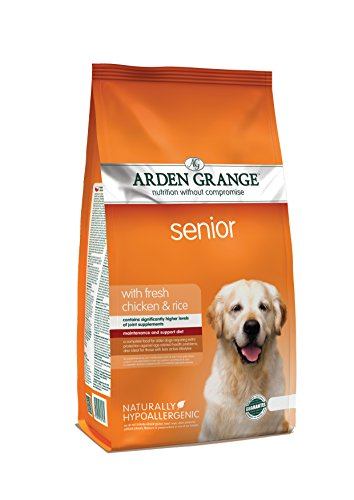 Arden Grange Senior Dog Food 12kg