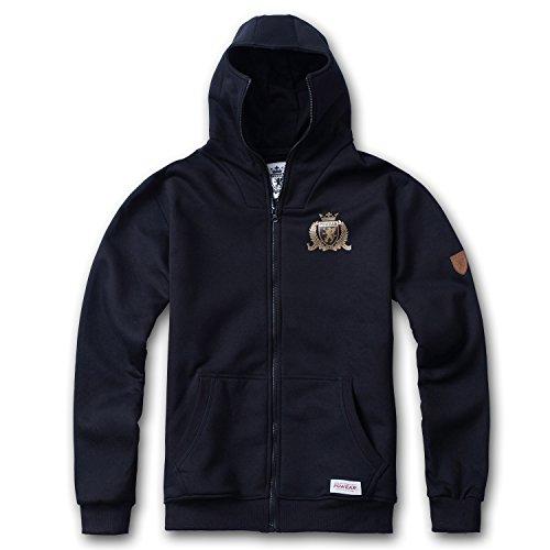"""PG Wear \""""Crown\"""" Ninja Hoodie grey (M)"""