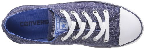 Converse Dainty Sea Ox, Baskets mode mixte adulte Bleu