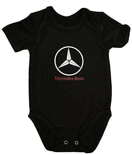 Mercedes Benz AMG Traje Body Bebe Logotipo Etiqueta Pegatinas de la Ca
