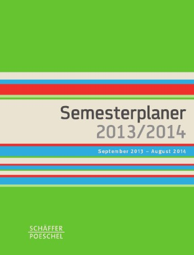Semesterplaner Bestseller