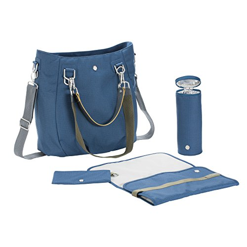 Wickeltasche Lässig Green Label Mix 'n Match Bag, blau