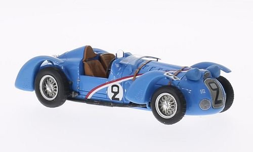 delahaye-145-no2-24h-le-mans-1938-modellauto-fertigmodell-spark-143