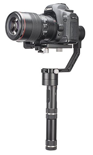 Zhiyun-Tech Crane V2 3-Axis Handheld Gimbal for DSLR and Mirrorless Cameras