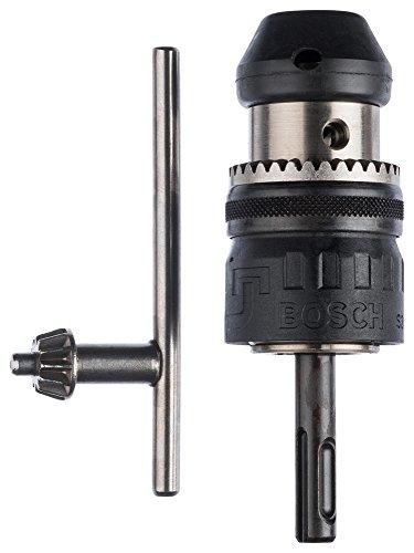 Bosch Zubeh-r 1618571014 Zahnkranzbohrfutter bis 13 mm 2,5 - 13 mm, SDS-plus