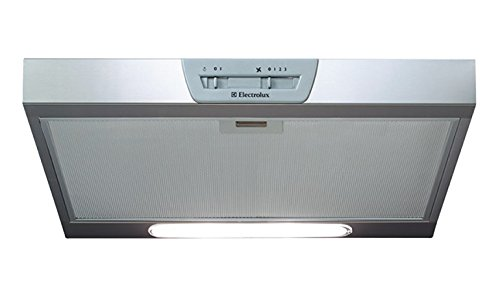 Electrolux EFT535X Built-in Stainless steel 225m³/h E cooker hood - cooker hoods (225 m³/h, Ducted, 50 dB, 60 dB, 50 cm, 65 cm)