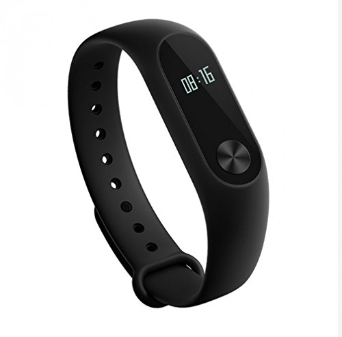 Intex Aqua Star HD Compatible and Certified Heart Rate Monitor Smart Wristband with OLED Display ( Get Mobile Charging Cable worth Rs 239 FREE & 180 days Replacement Warranty )