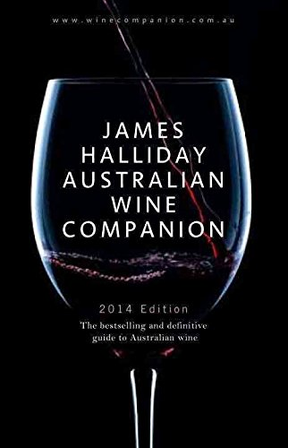 james-halliday-australian-wine-companion-2014-by-james-halliday-published-november-2013