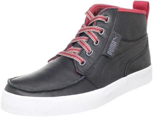 Puma complète Haraka XCS Running Shoe Black/Jester Red/White