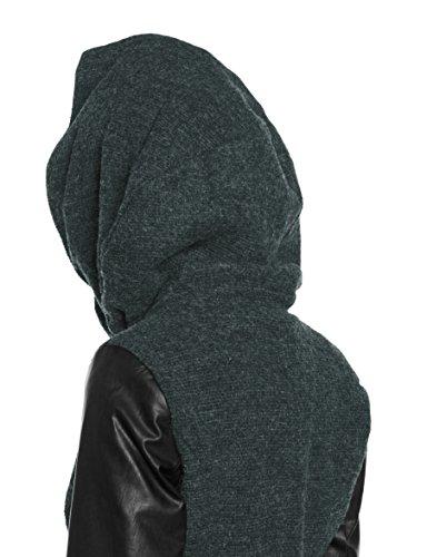 ONLY Damen Jacke Onllisford Wool Coat Cc Otw Grün (Jet Set)
