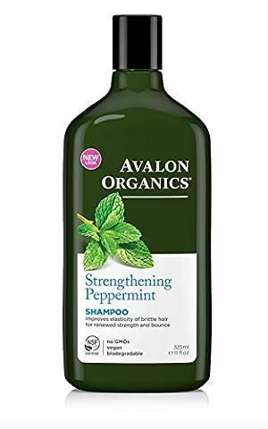 Avalon Organics Peppermint Revitalising Shampoo