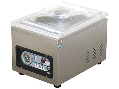 Kammer Vakuumiergerät mit Edelstahlgehäuse, Industrie-Vakuumpumpe, innenliegenden Schweißbalken und digitale Steuerung