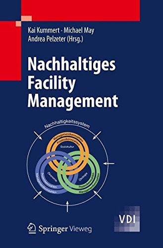 Nachhaltiges Facility Management (VDI-Buch) (German Edition)