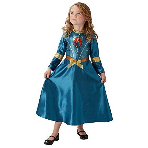 Rubie's Disney Kinder Kostüm Merida Karneval Fasching Gr.5 bis 6 J.