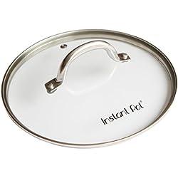 Instant Pot® gehärteter Glasdeckel (23 cm) für elektrische Schnellkochtöpfe