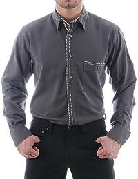 suchergebnis auf f r mode 50er jahre herren freizeit hemden bekleidung. Black Bedroom Furniture Sets. Home Design Ideas