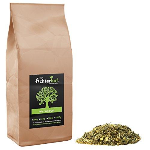 Wermutkraut geschnitten 500g Wermut-Tee Kräutertee natürlich vom-Achterhof (Natürliche Tees)