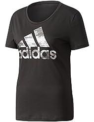 adidas Damen Bos Foil T-Shirt